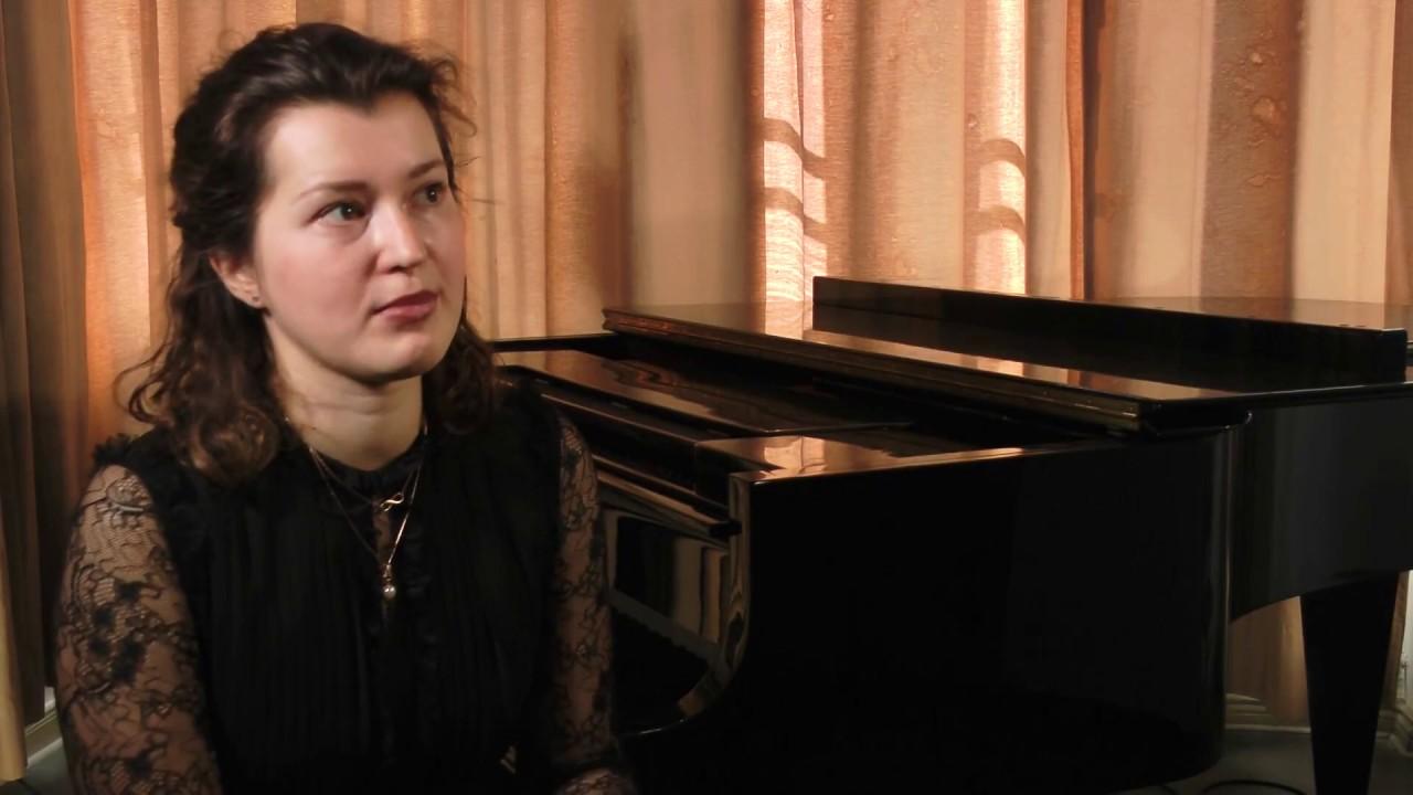 Anna Geniushene pianoforte